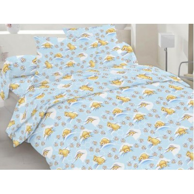 Постільна білизна в ліжечко