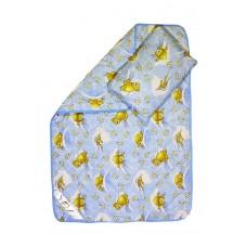 Одеяло детское ОДА шерсть с подушкой W1106